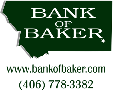 Bank of Baker Logo With Shadow with Site Phone