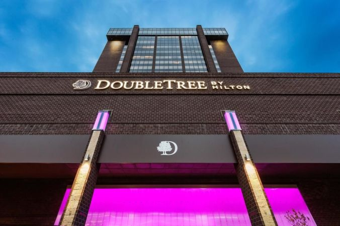 doubletree pic