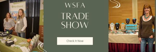 WSFA trade show web page header